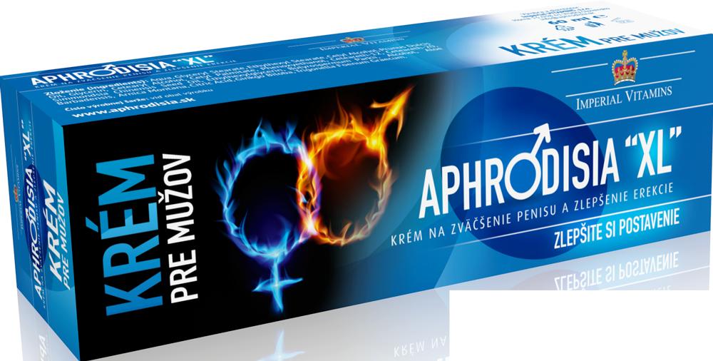 Aphrodisia XL krém pre mužov