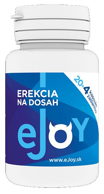 eJoy tabletky na podporu erekcie