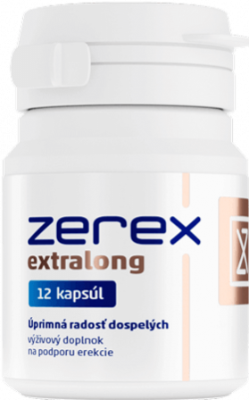Zerex extralong výživový doplnok recenzia