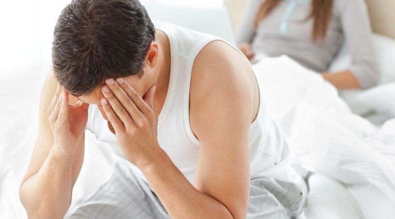 Problémy s erekciou