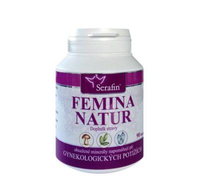 Adiel Serafin Femina Natur prírodné lieky hormonálna rovnováha