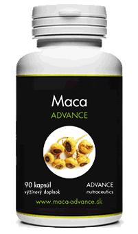 Maca Advance tabletky na zlepšenie erekcie