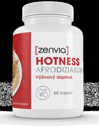 Zenvia hotness prírodné afrodiziakum tabletky na zlepšenie erekcie