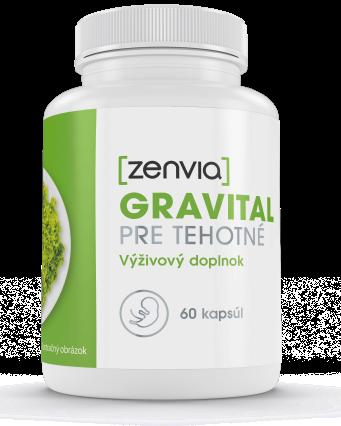 Zenvia výživový doplnok vitamíny pre tehotné