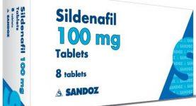 Sildenafil lieky na erektilnú dysfunkciu