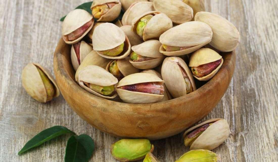 Pistácie orechy na zlepšenie erekcie
