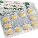 Tadagra lieky na erektilnú dysfunkciu